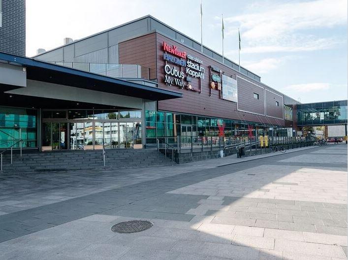 Hämeenkatu 9 HYVINKÄÄ, 180m2, Katutaso, Liiketila