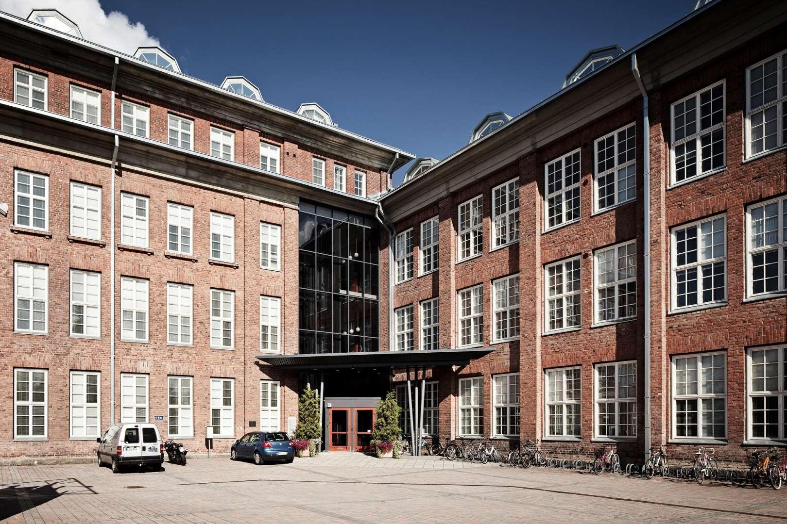 Kivääritehtaankatu 6 JYVÄSKYLÄ, 667m2, 2. kerros, Toimistotila