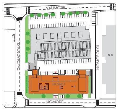 Hiomotie 5, 7819m2, Koko rakennus, Toimistotila