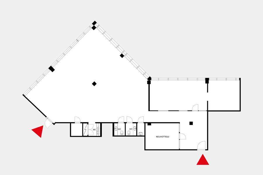 Äyritie 12 A PIANO, 245m2, 4. kerros, Toimistotila