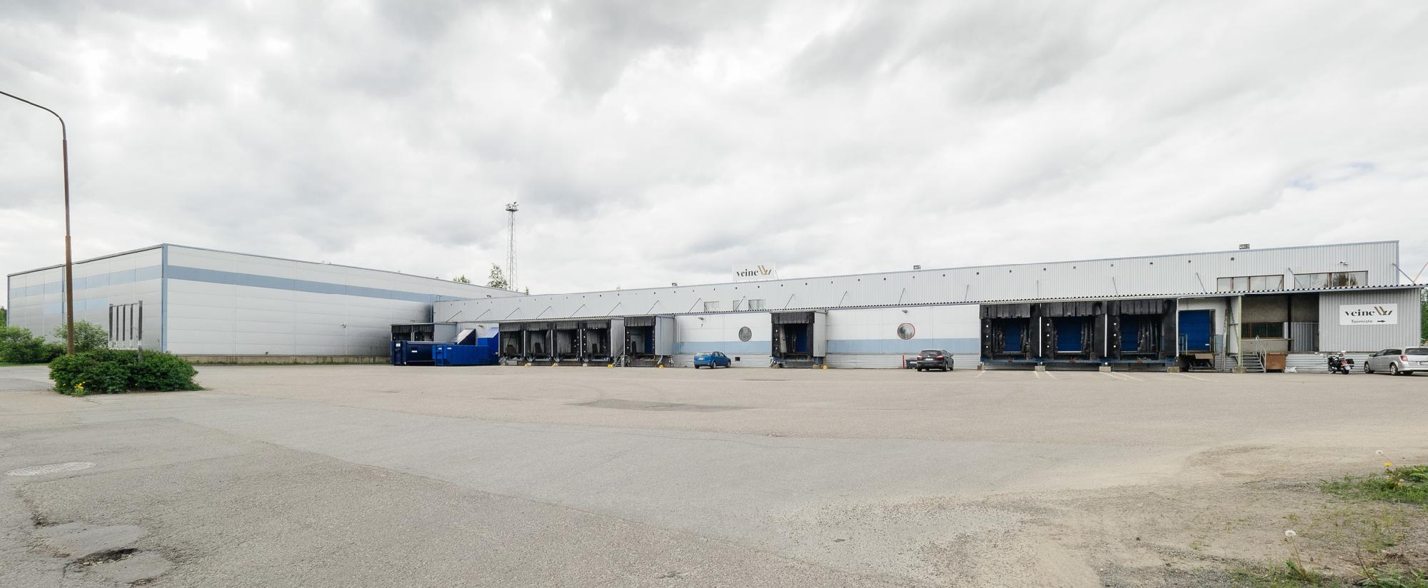 Tuottajantie 7 SEINÄJOKI, 4100m2, Maantaso, Varastotila