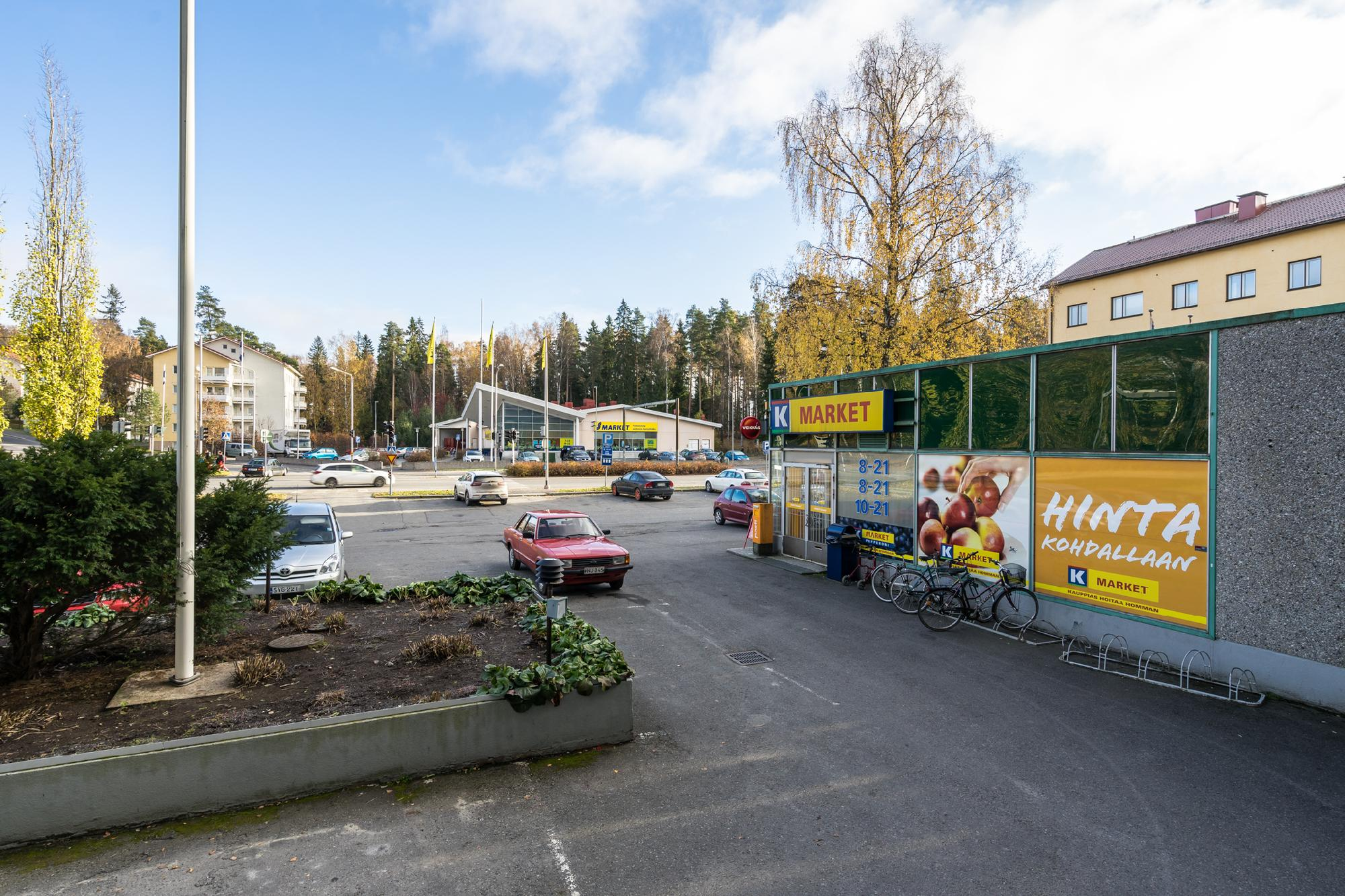 Lempääläntie 39 VALKEAKOSKI, 740m2, Katutaso, Liiketila