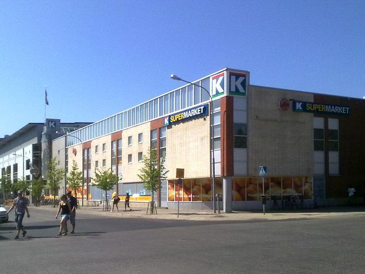 Torikatu 29 JOENSUU, 357m2, Katutaso, Liiketila