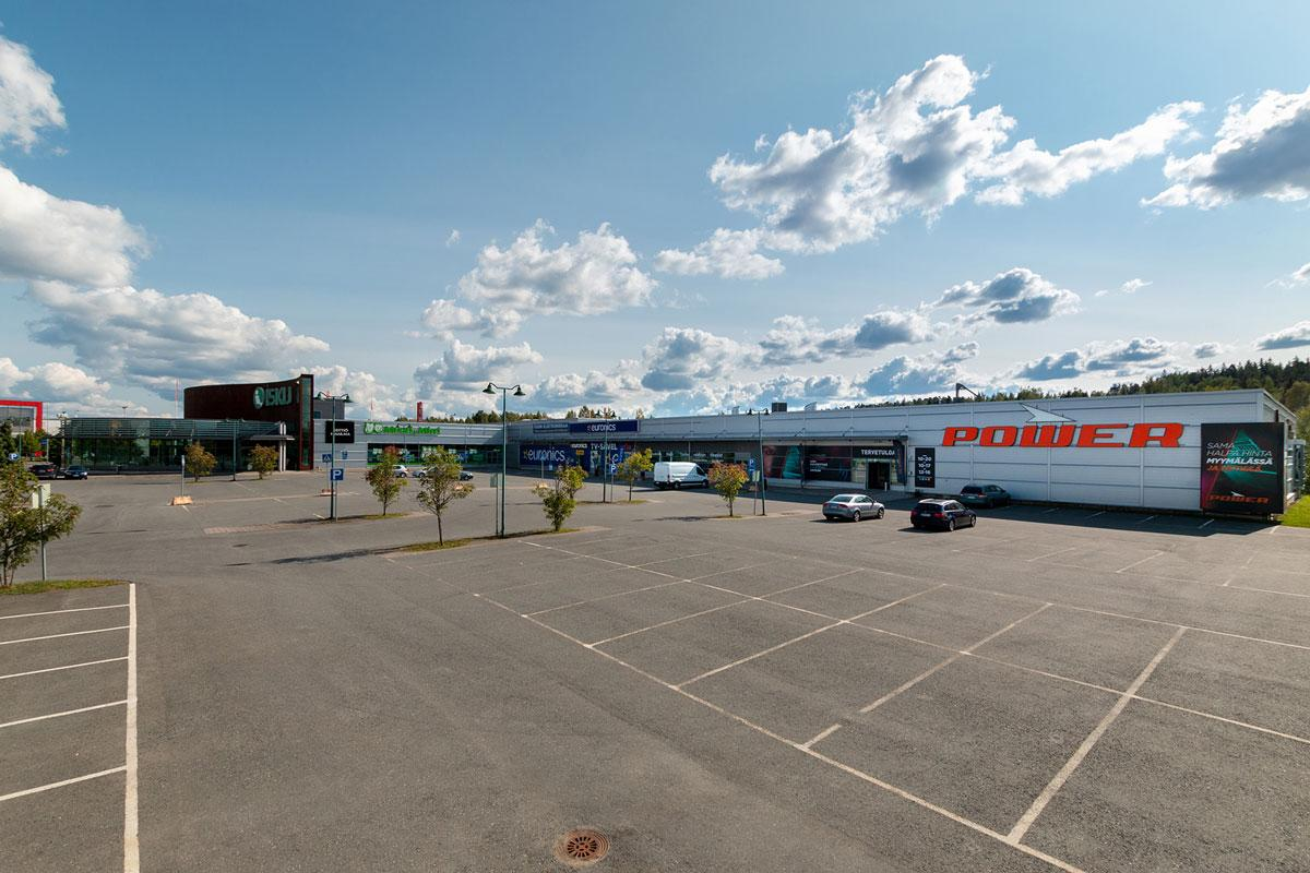 Tiiriönsuontie 2 HÄMEENLINNA, 505m2, Katutaso, Liiketila