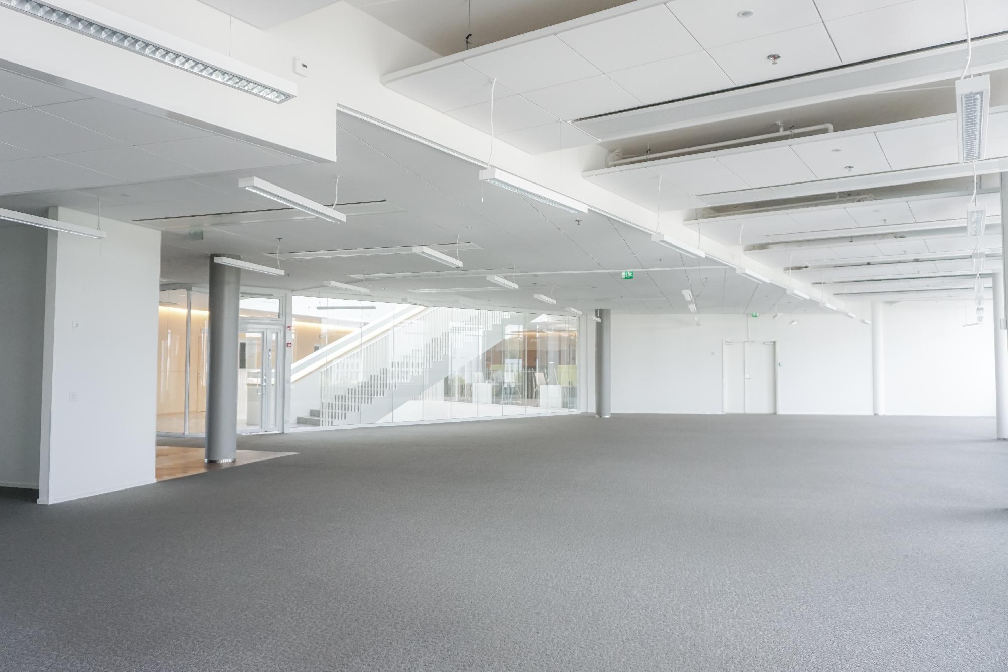 Alvar Aallon katu 5, 815m2, 4. kerros, Toimistotila