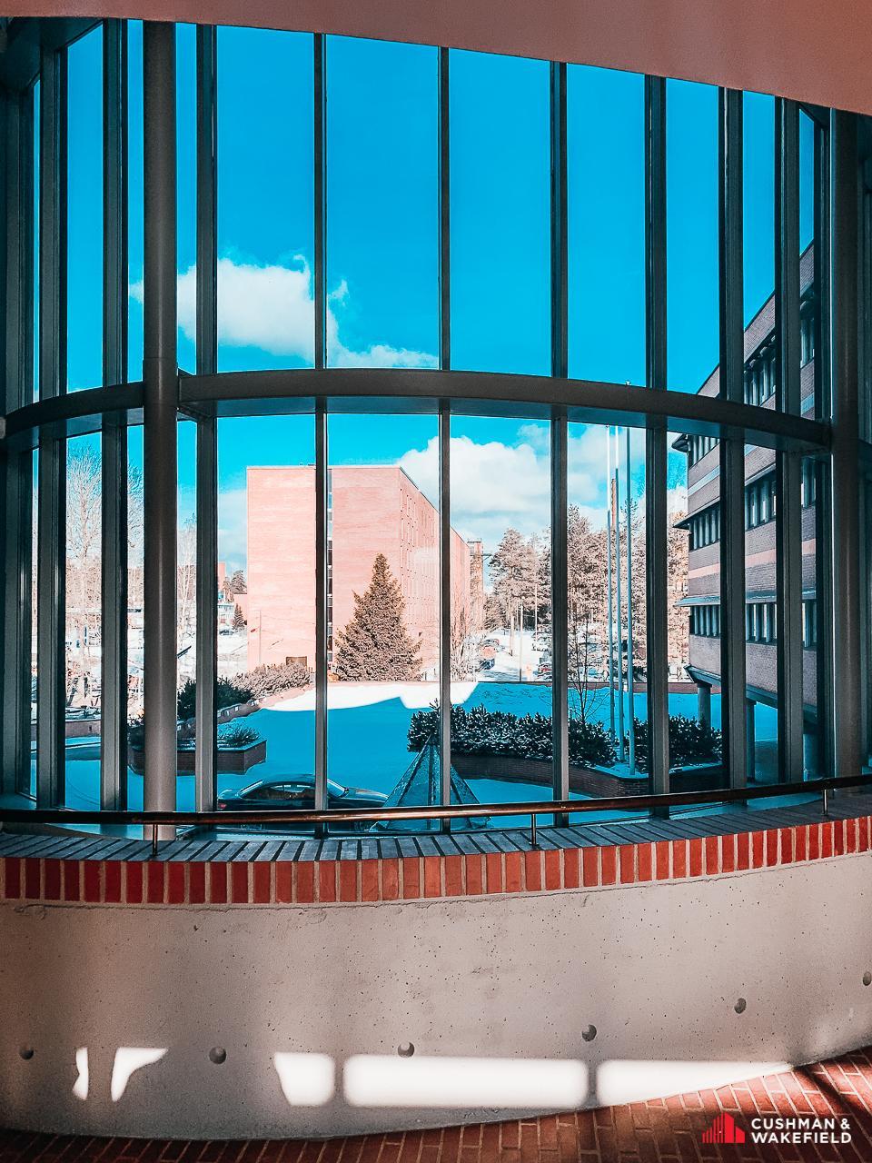 Miestentie 1, 7000m2, Koko rakennus, Toimistotila