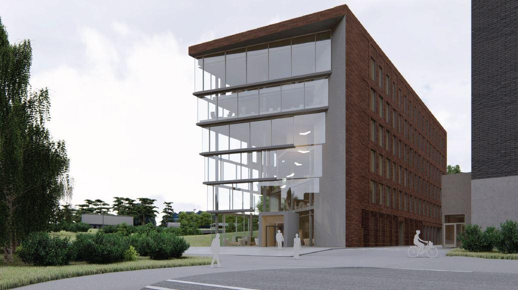 Piispanportti 7, 4384m2, Koko rakennus, Toimistotila