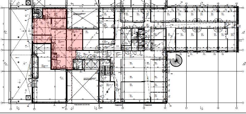 Bertel Jungin aukio 3 D-Talo, 125m2, 6. kerros, Toimistotila