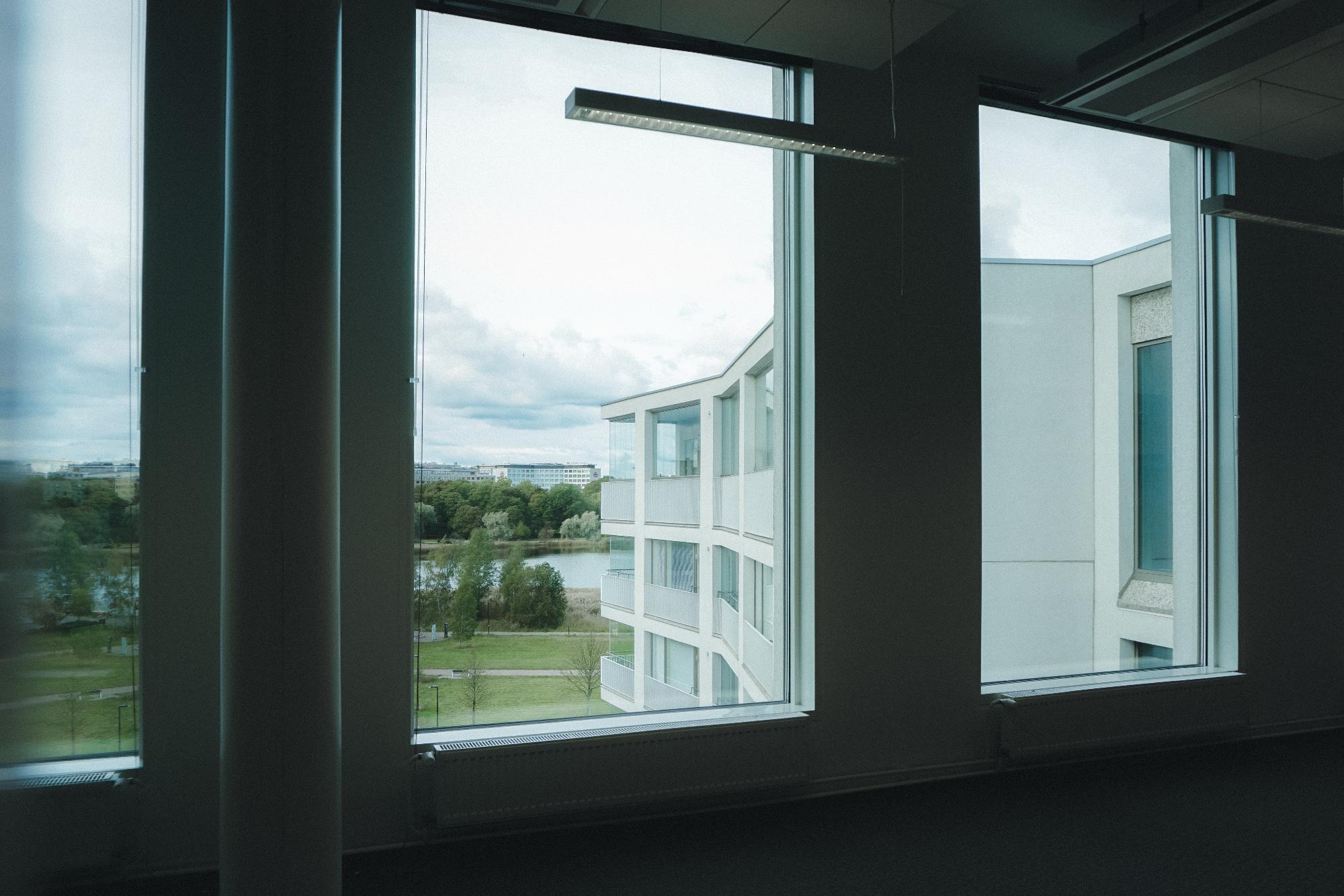 Alvar Aallon katu 5, 2110m2, 5. kerros, Toimistotila