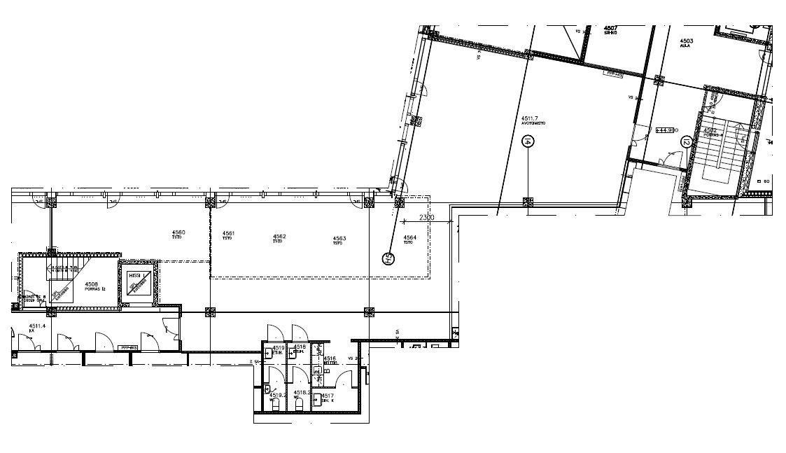 Vanha Nurmijärventie 62, 120m2, 4. kerros, Toimistotila