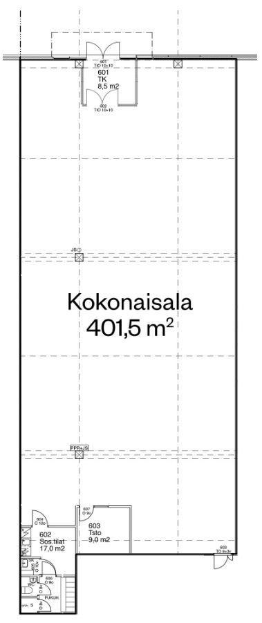 Ratsumestarinkatu 6 PORVOO, 721m2, Katutaso, Liiketila