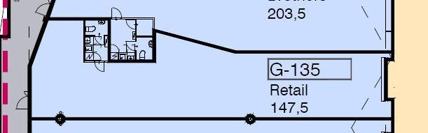 Piispansilta 11, 147m2, Katutaso, Liiketila