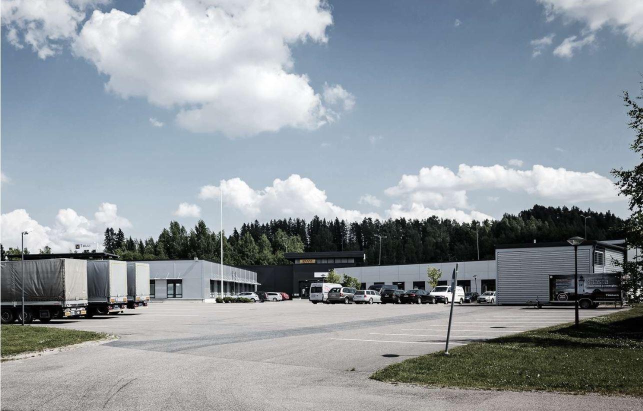 Jussilankatu 4-6 LAHTI, 840m2, Katutaso, Toimistotila