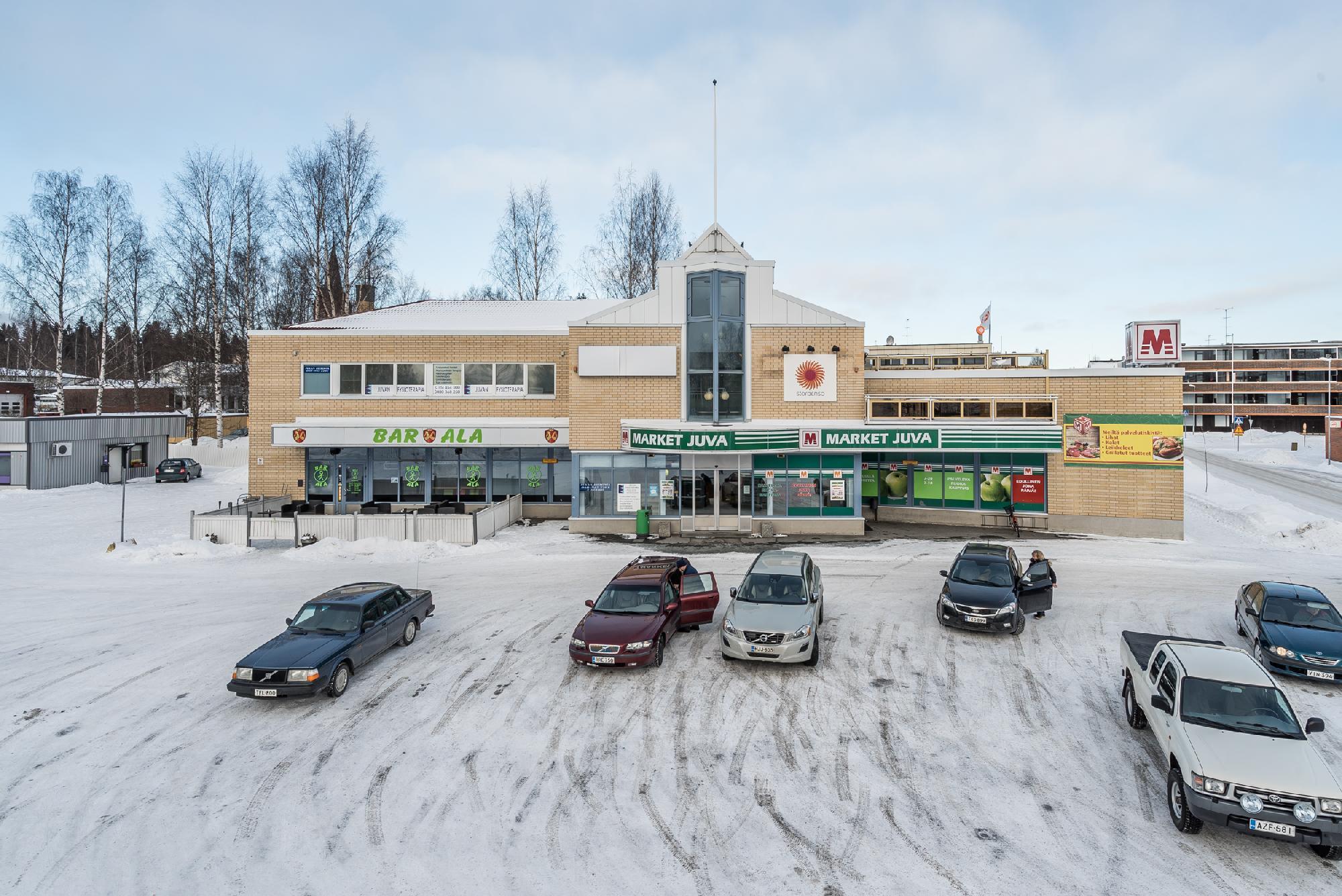 Piikkiläntie 5 JUVA, 1125m2, Katutaso, Liiketila