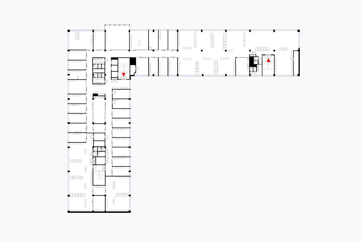 Sentnerikuja 1, 2464m2, Useita kerroksia, Toimistotila