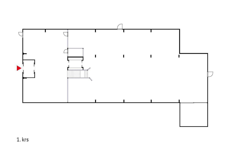 Vasarakatu 25 JYVÄSKYLÄ, 1549m2, Useita kerroksia, Liiketila