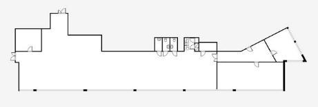 Hatanpään valtatie 24 TAMPERE, 365m2, 1. kerros, Toimistotila