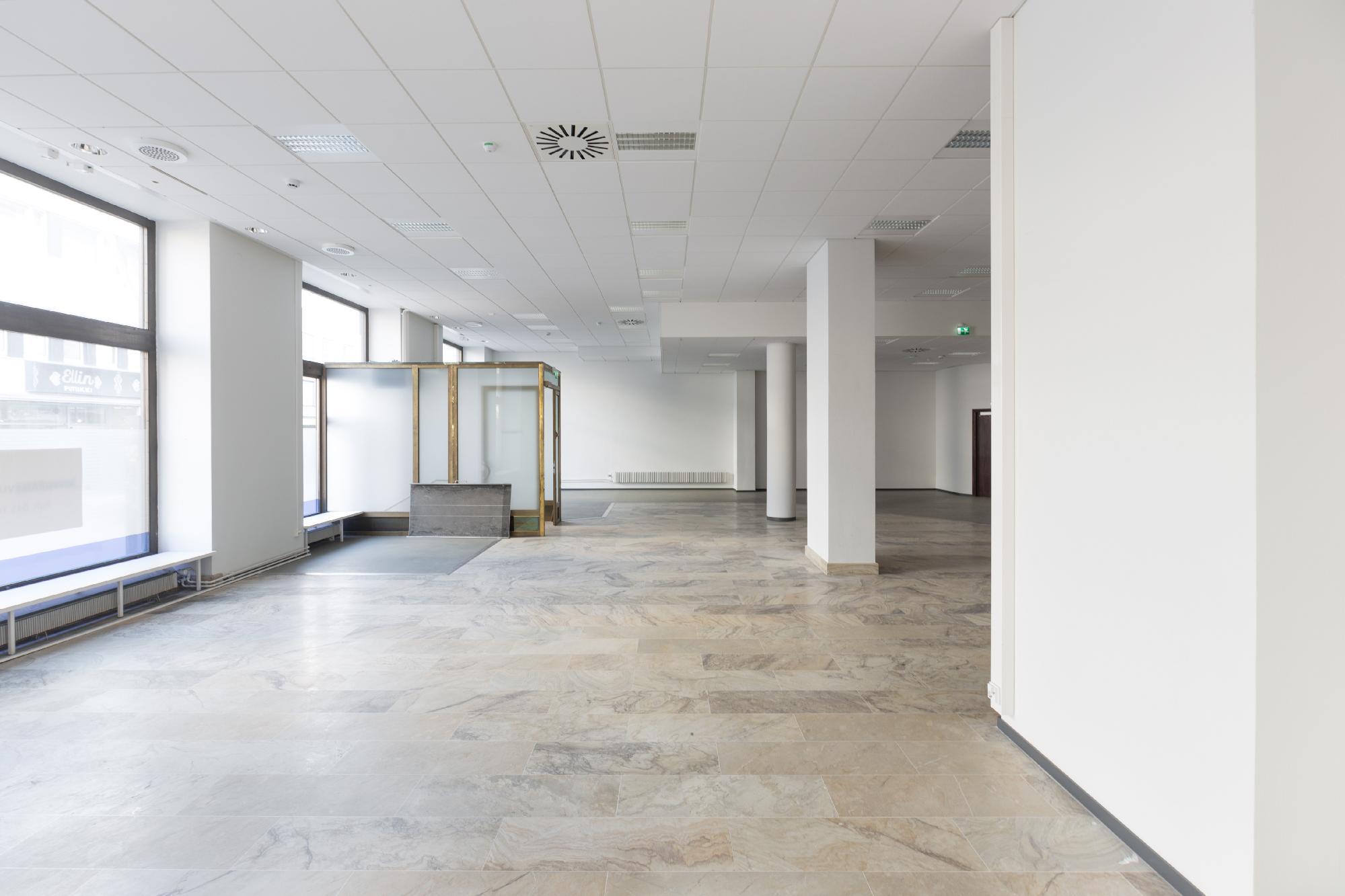 Kauppakatu 18 JYVÄSKYLÄ, 206m2, Katutaso, Liiketila