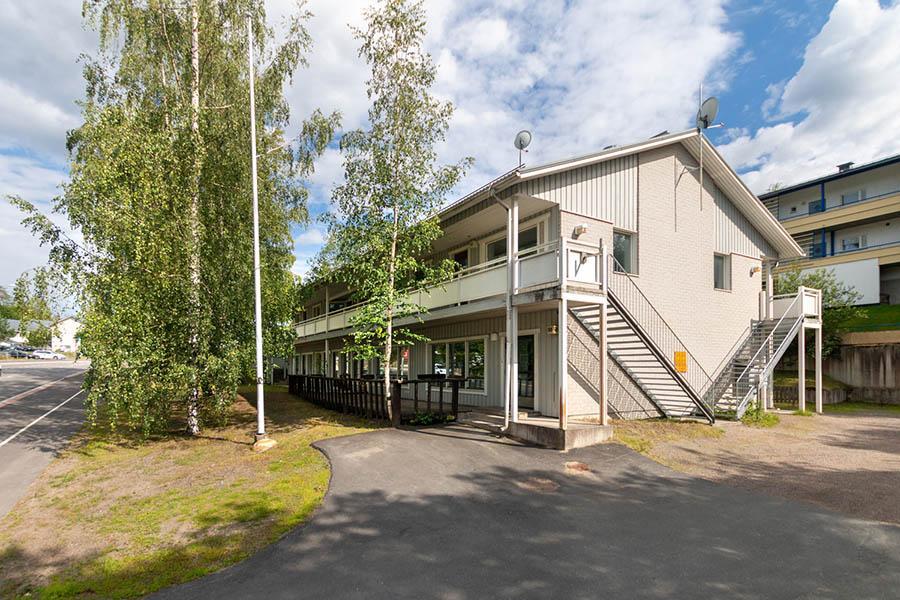 Vaajakoskentie 56 JYVÄSKYLÄ, 517m2, Koko rakennus, Liiketila