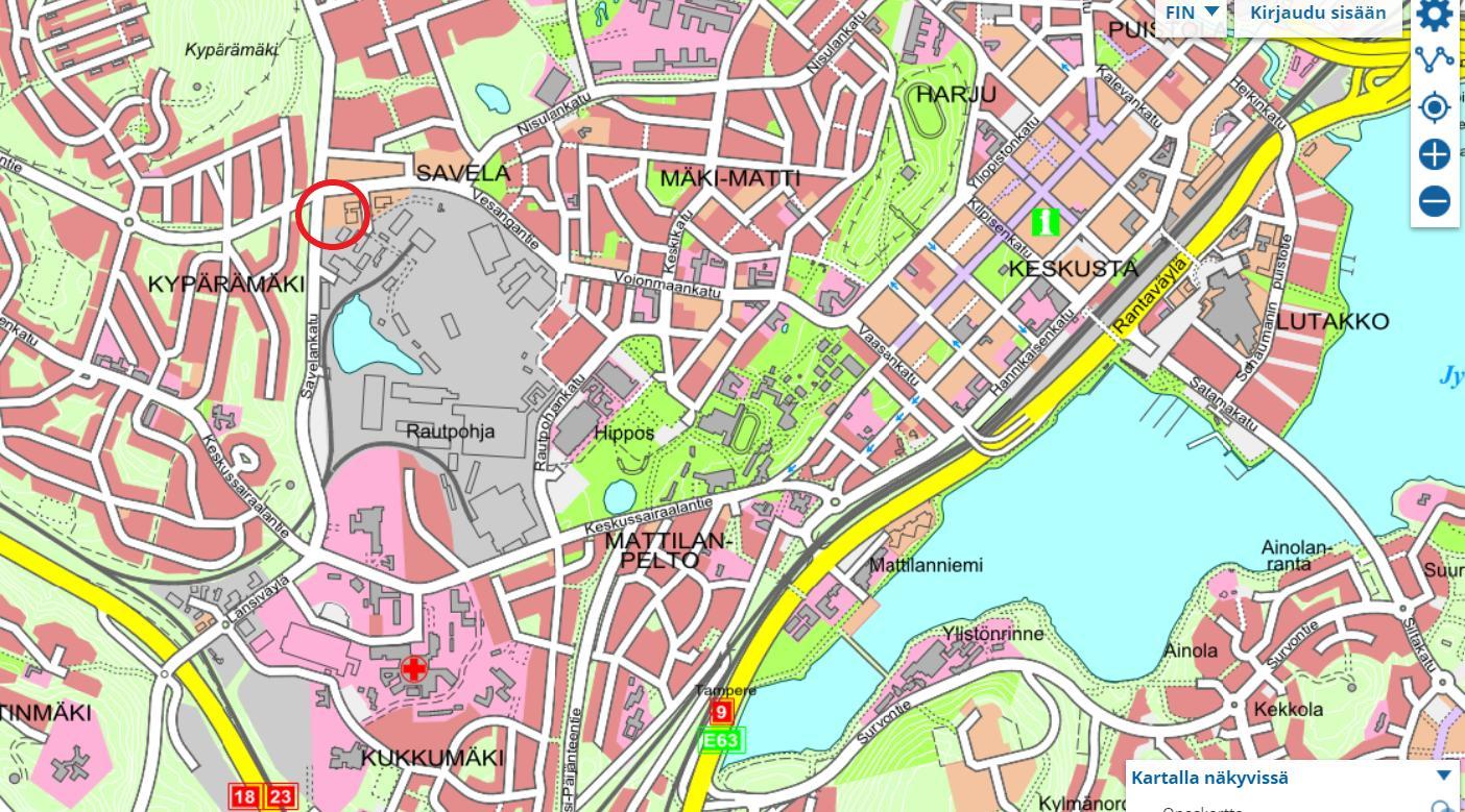 Savelankatu 1 JYVÄSKYLÄ, 5108m2, , Toimistotila