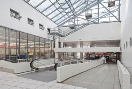 Kauppatori 1 HYVINKÄÄ, 1259m2, 2. kerros, Liiketila