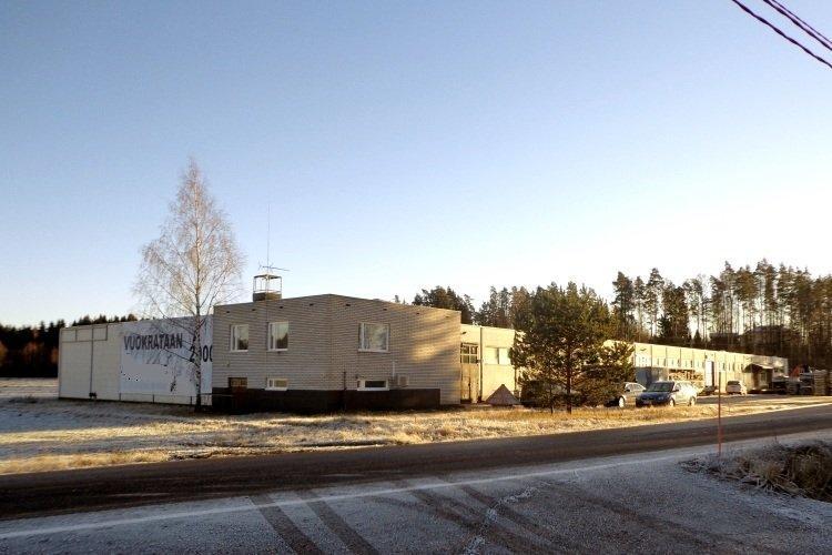 Luhtaanmäentie 67-69, 800m2, Katutaso, Varastotila