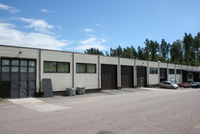 Luhtaanmäentie 67-69, 2000m2, Katutaso, Varastotila