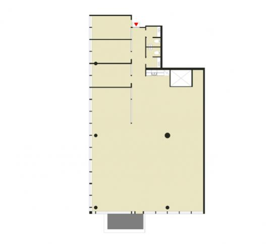 Keilaranta 15 B, 247m2, 3. kerros, Toimistotila