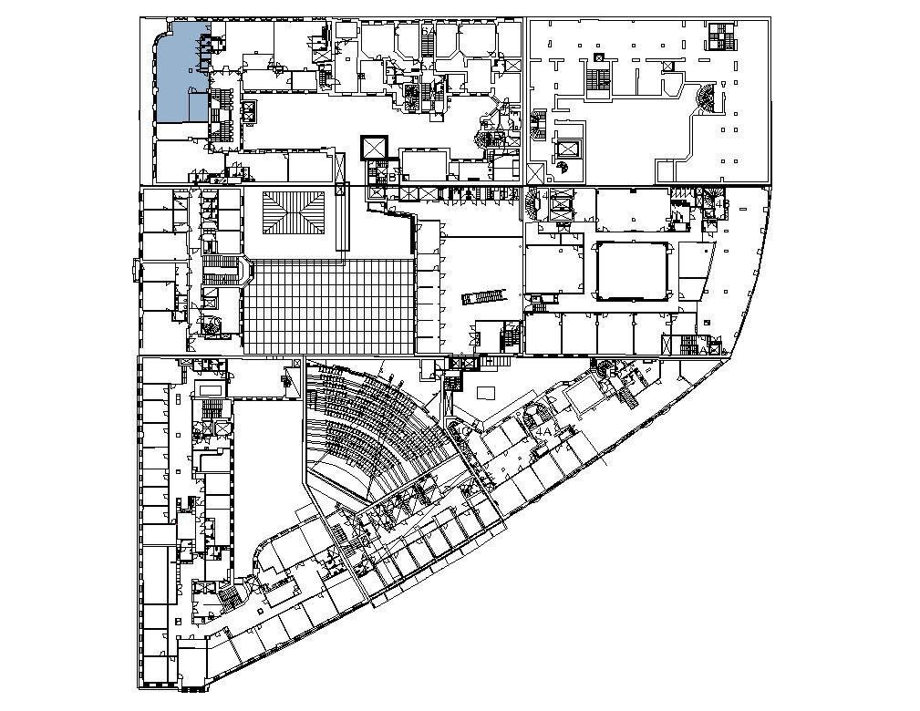 Mikonkatu 19, 152m2, 3. kerros, Toimistotila