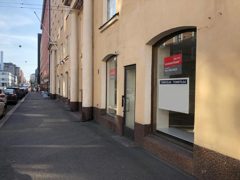 Fredrikinkatu 60, 59m2, Katutaso, Liiketila