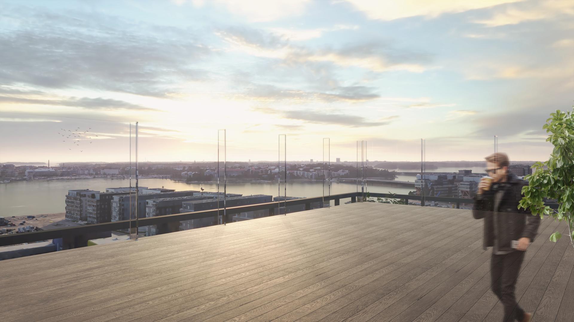 Länsisatamankatu 20, 6096m2, Koko rakennus, Toimistotila