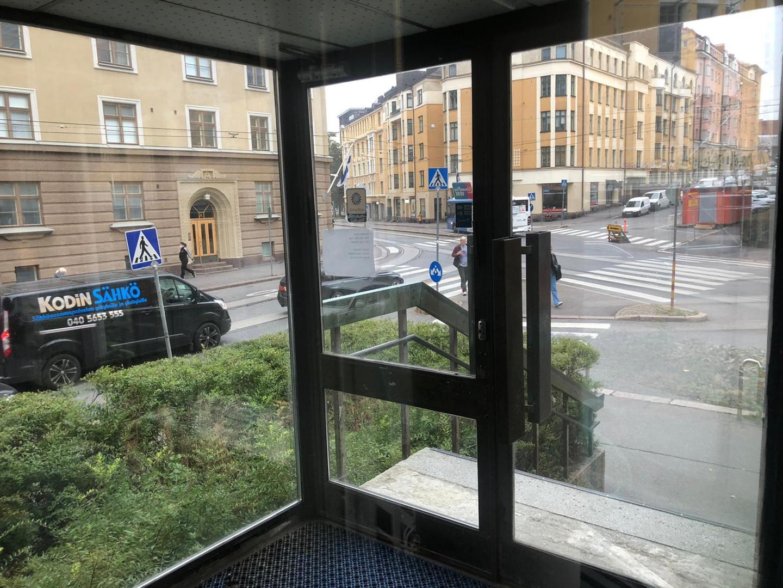 Fredrikinkatu 71, 410m2, Katutaso, Liiketila