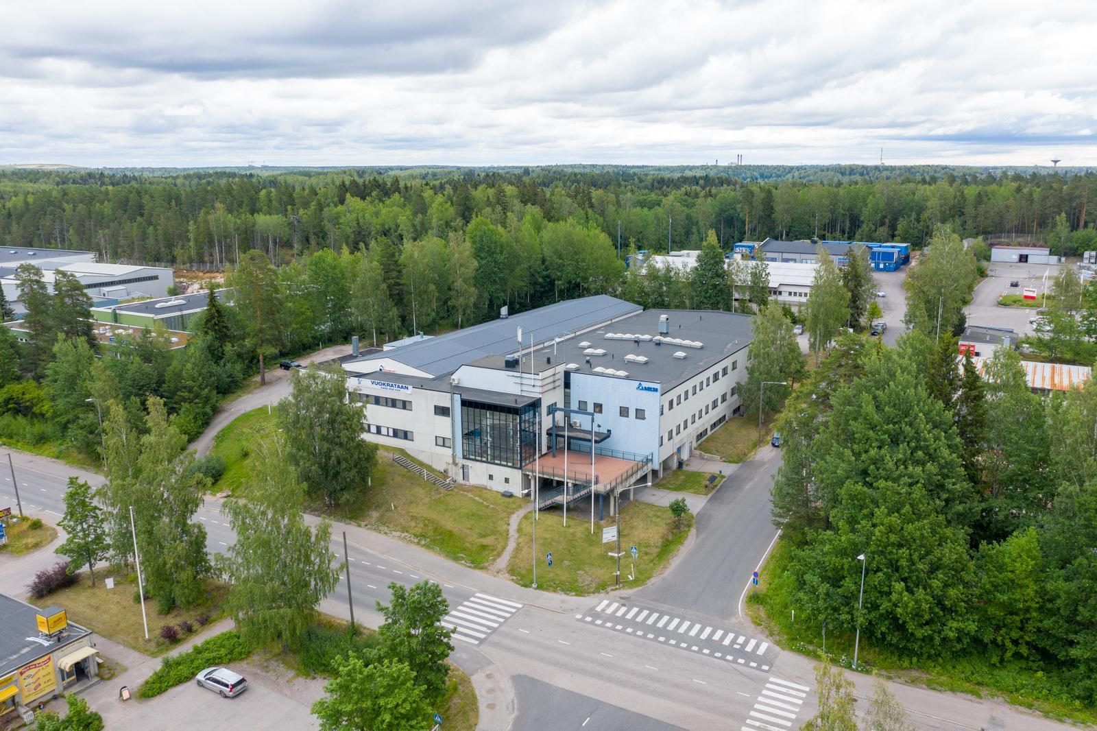 Juvan teollisuuskatu 15, 2268m2, Useita kerroksia, Tuotantotila