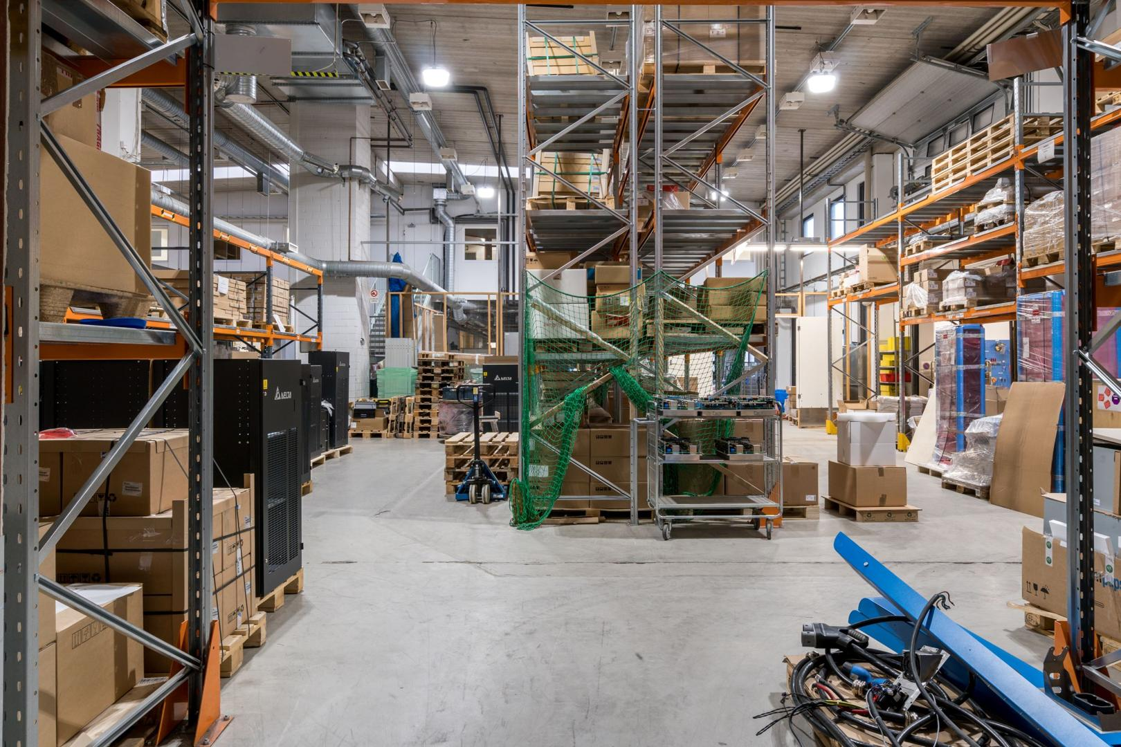 Juvan teollisuuskatu 15, 3691m2, Koko rakennus, Tuotantotila