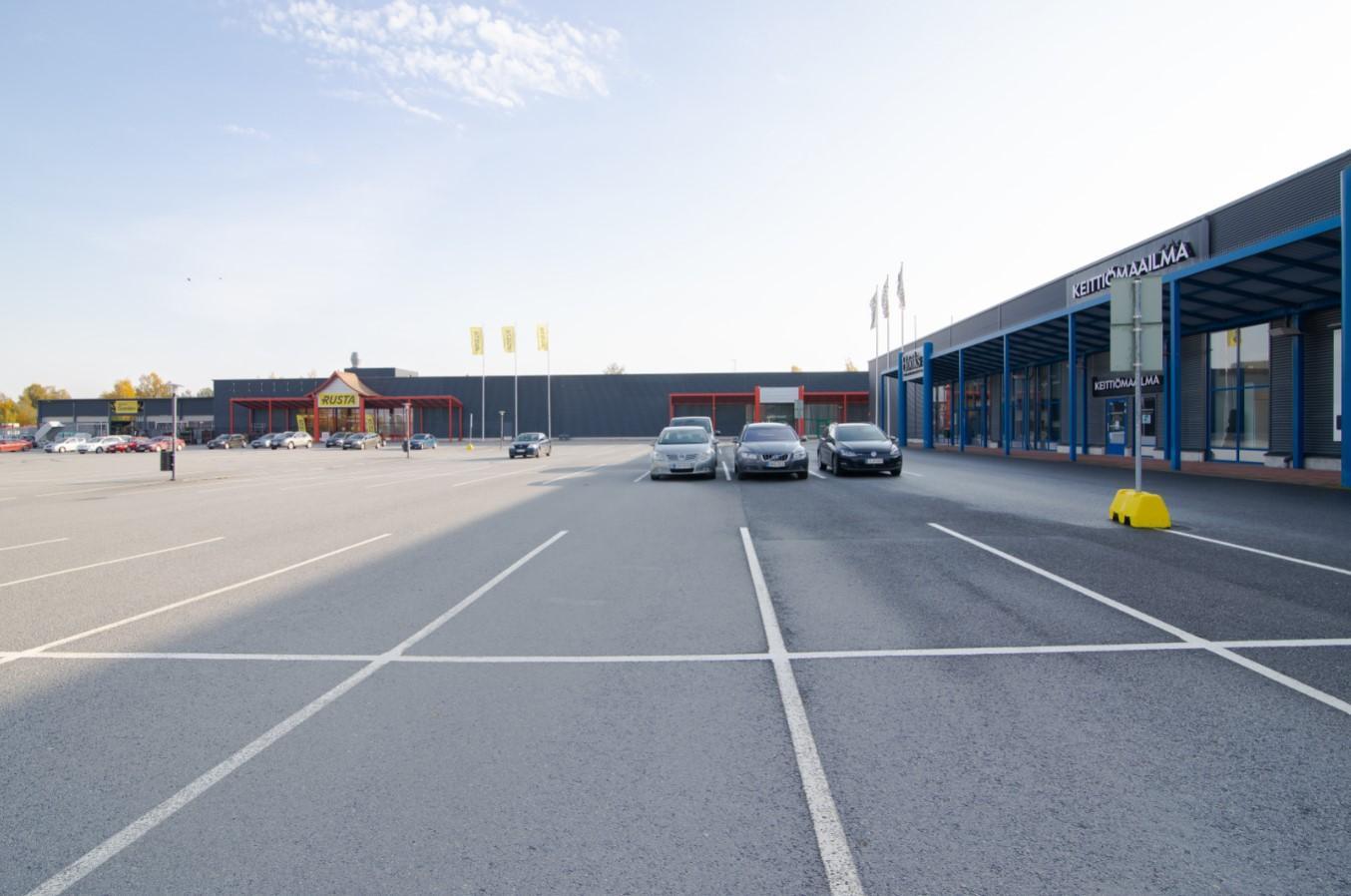 Päivölänkatu 2 SEINÄJOKI, 407m2, Katutaso, Liiketila