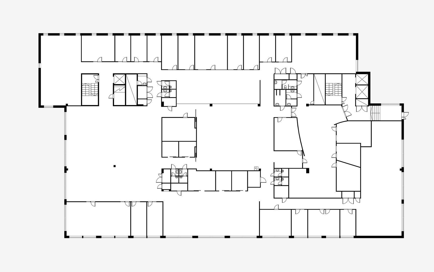 Pakkahuoneenaukio 2, TAMPERE, 4107m2, Useita kerroksia, Toimistotila