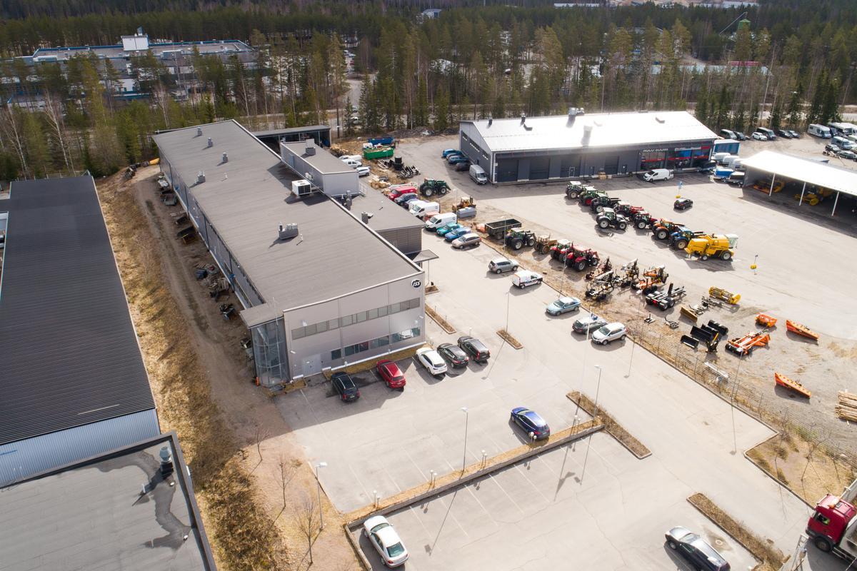 Palokankaantie 18 JYVÄSKYLÄ, 1000m2, Useita kerroksia, Toimistotila