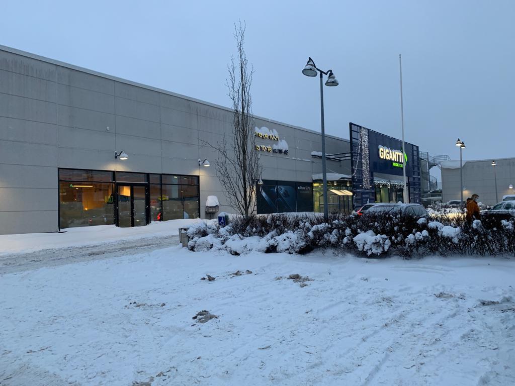 Finnoonlaaksontie 1-5, 1220m2, 1. kerros, Liiketila