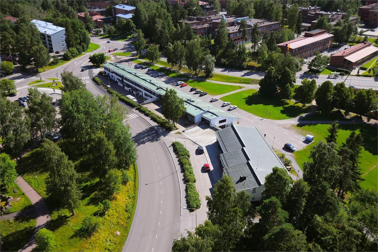 Otakaari 27, 135m2, Katutaso, Liiketila
