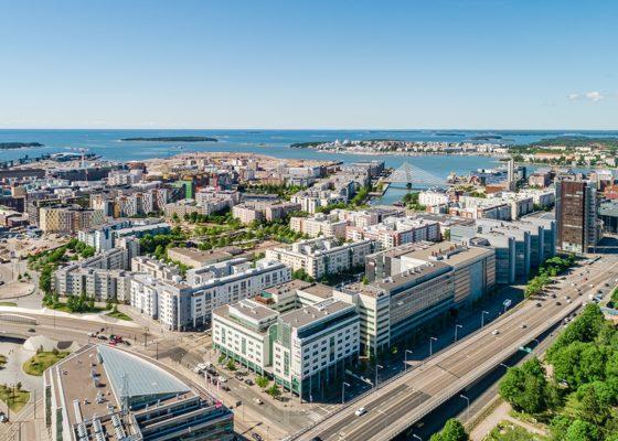 Itämerenkatu 1, 461m2, 2. kerros, Toimistotila