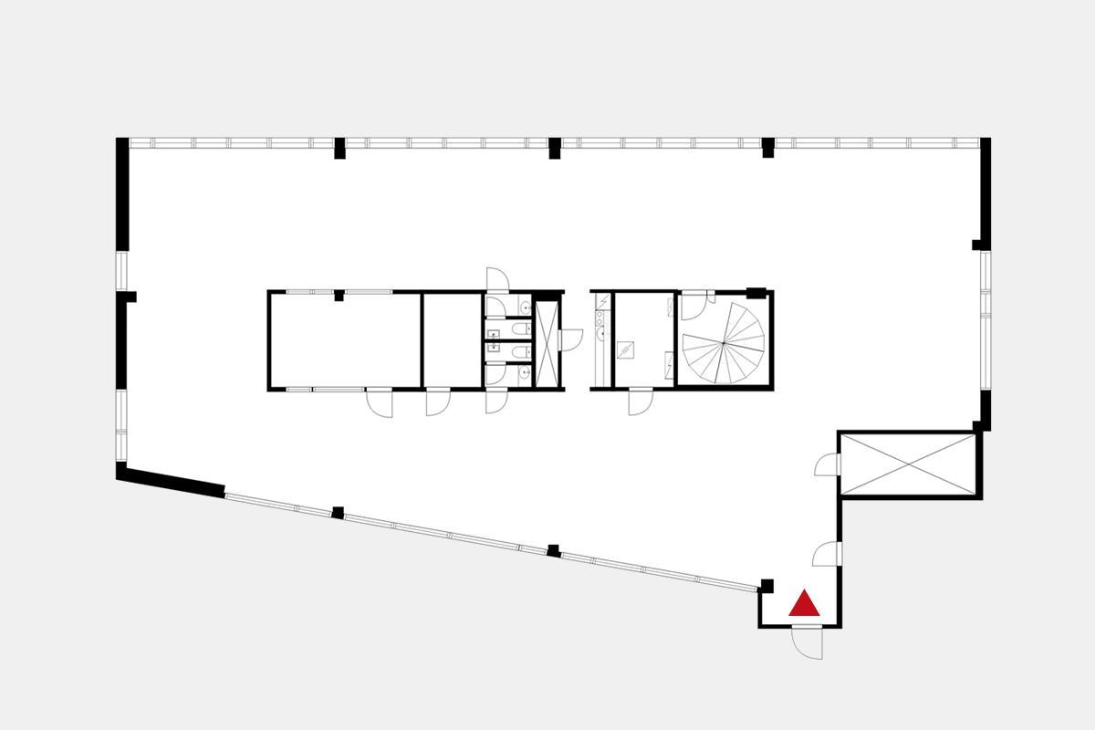 Äyritie 8 C VIVACE, 443m2, 3. kerros, Toimistotila