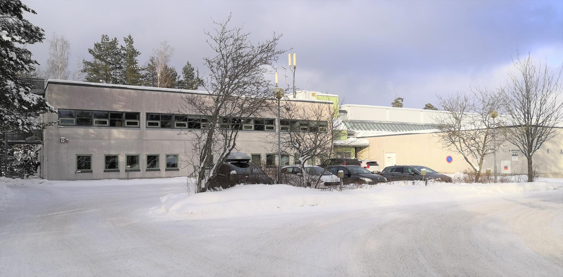 Mikkelänkallio 5, 1917m2, Katutaso, Varastotila