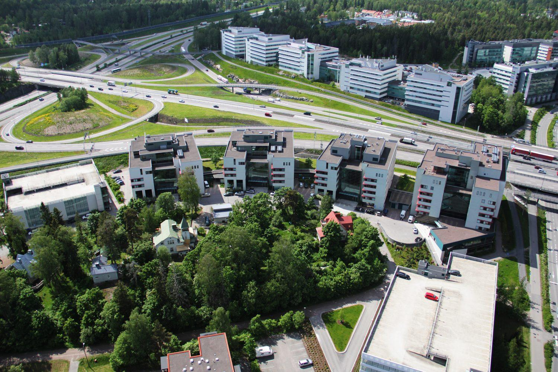 Lars Sonckin kaari 10 NOVA, 238m2, 2. kerros, Toimistotila