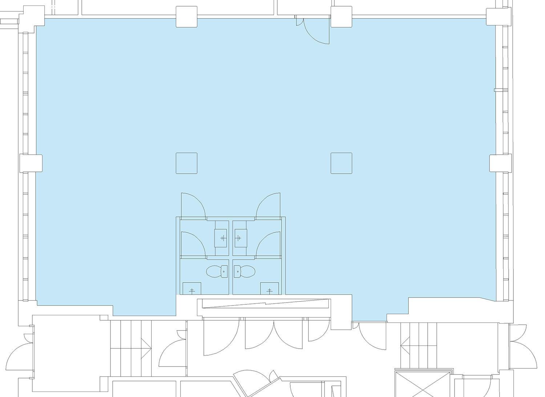 Tallberginkatu 2, 144m2, 1. kerros, Toimistotila