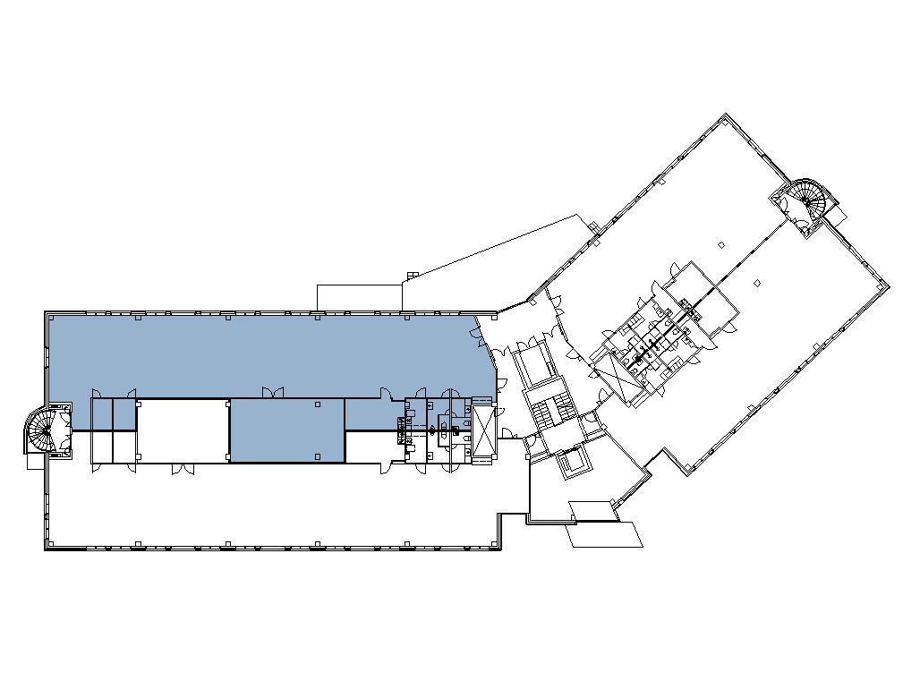 Malminkaari 10, 321m2, 3. kerros, Varastotila
