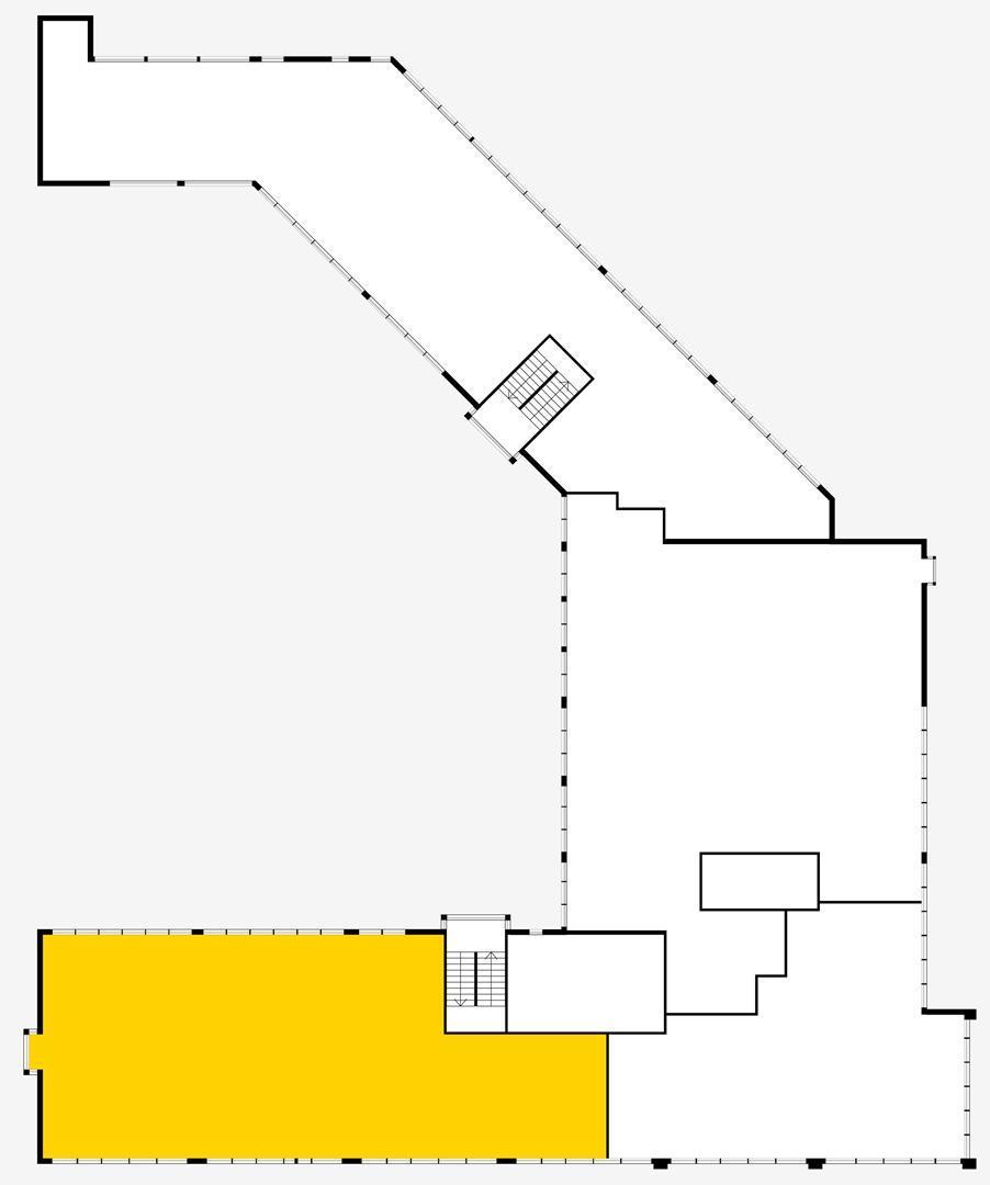 Maistraatinportti 4, 250m2, 2. kerros, Toimistotila