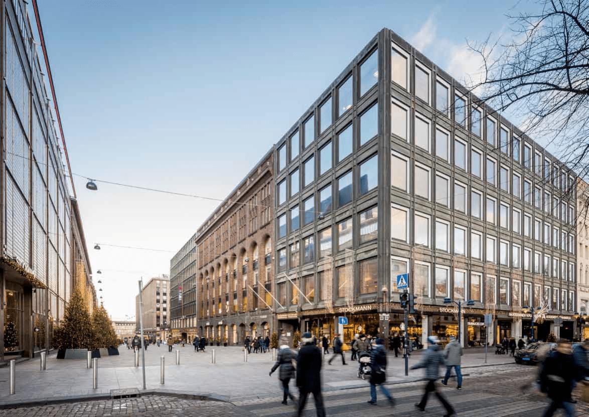 C&W advises the purchase of Kirjatalo
