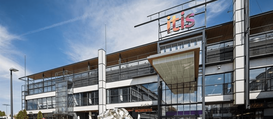 C&W advises the sales of Itis shopping centre