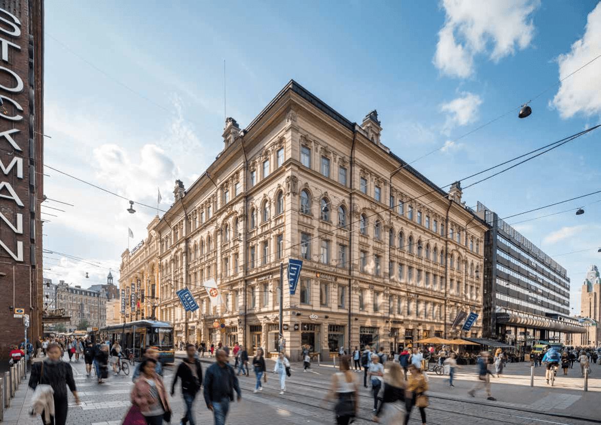 C&W advises the purchase of Aleksanterinkatu 19
